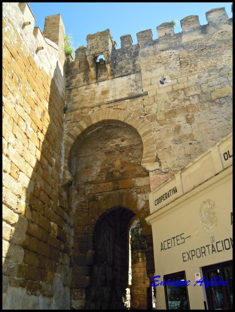 Carmona puerta de sevilla desde la giralda - Puerta de sevilla carmona ...
