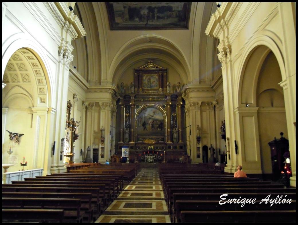 Iglesia de Santa Engracia, Zaragoza  Desde la Giralda