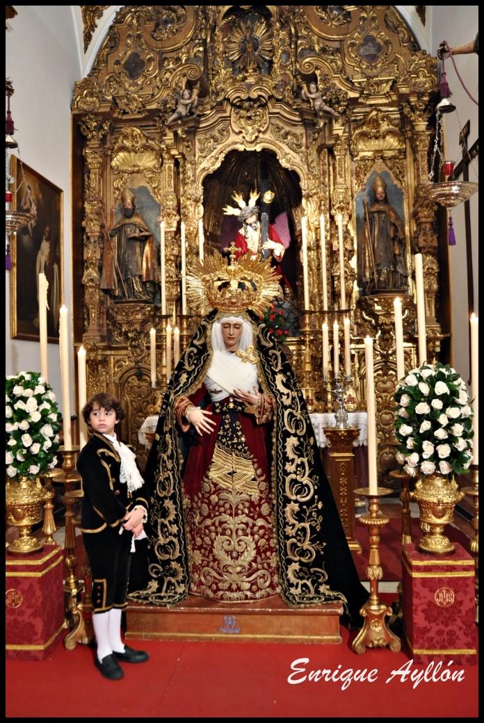 Ntra Sra De Loreto De San Isidoro Desde La Giralda