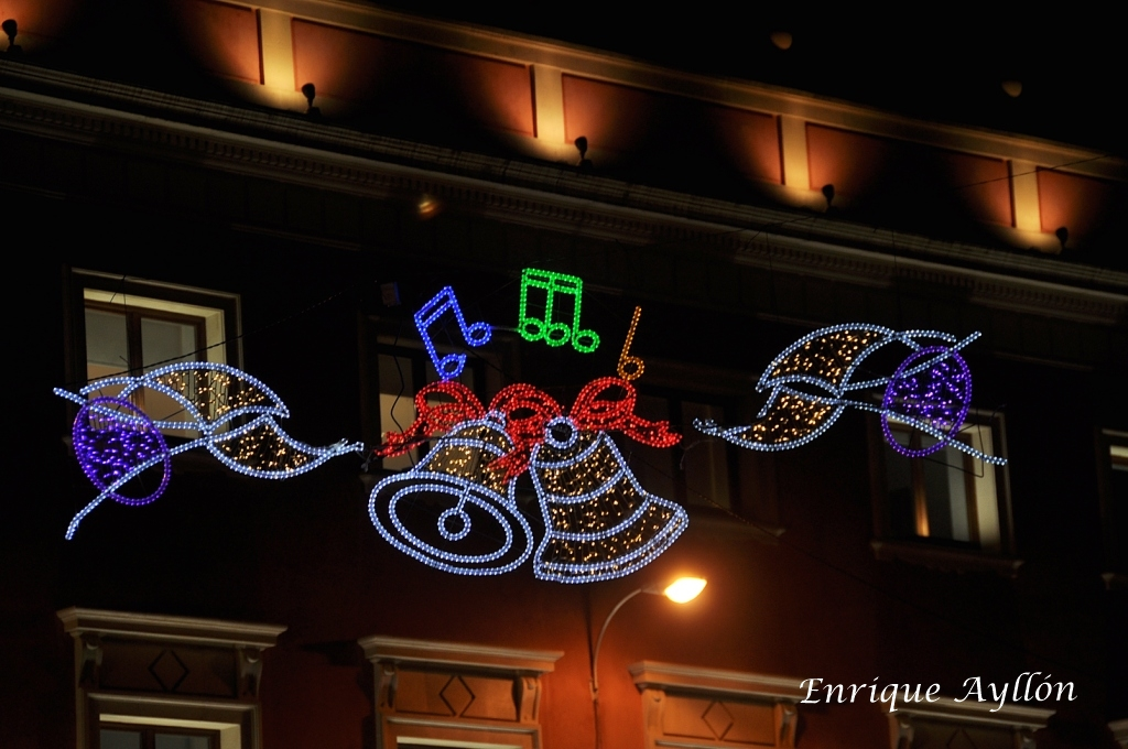 Iluminaci n de navidad sevilla desde la giralda - Iluminacion sevilla ...