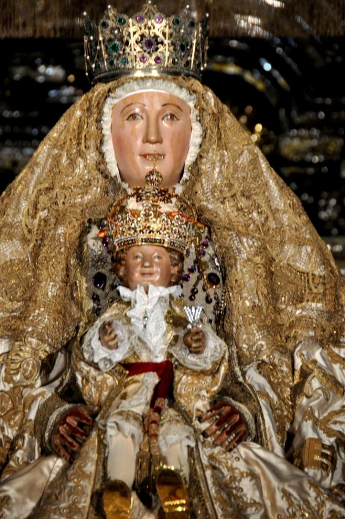 Novena a la virgen de los reyes sevilla desde la giralda for Mudanzas virgen de los reyes