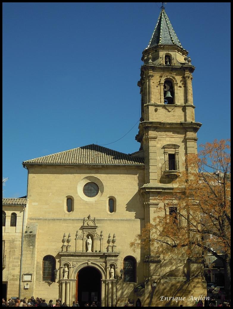 Iglesia de consolaci n alcal la real ja n desde la - Muebles penalver alcala la real ...